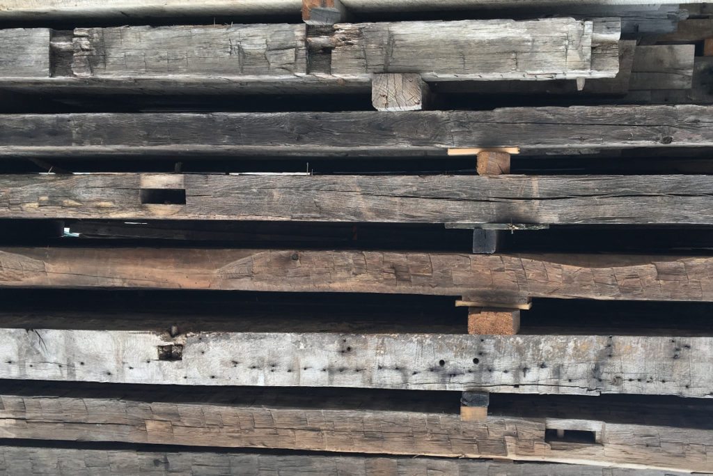 Reclaimed wood for sale