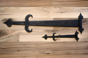 Gothic Strap Hinges
