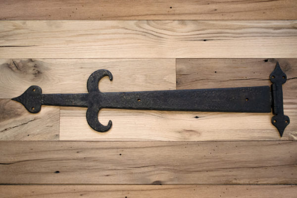 Gothic Strap Hinge 36 Inches