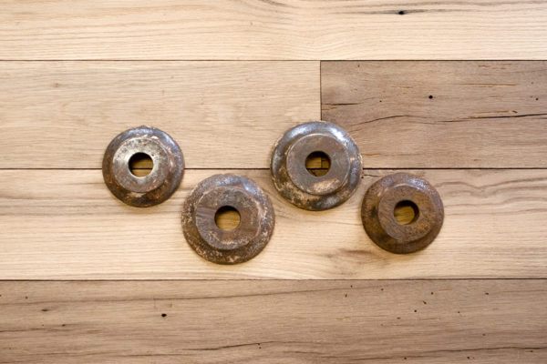 Reclaimed Round Washers