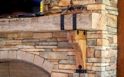 How a Hand-Hewn Beam is Restored for Use in Your Home
